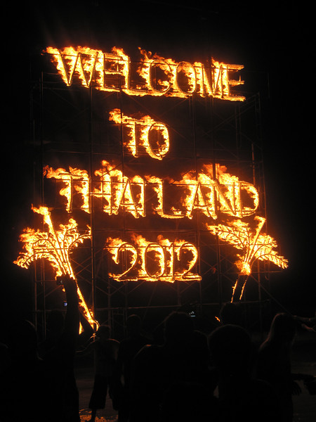 Welcome to Thailand 2012