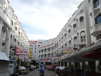 Phuket Shopping Centre in Phuket Town, Koh Phuket - Thailand.