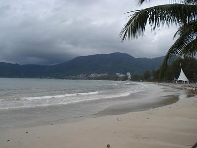 Patong Beach, Koh Phuket - Thailand.