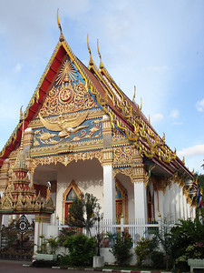 Wat Phuttha Mongkhon Nimit, Phuket Town, Koh Phuket - Thailand.