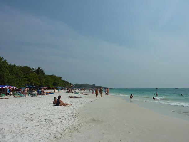 Sai Kaew Beach, Koh samet - Thailand