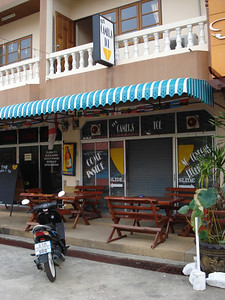 The Camels Toe Bar, Lamai, Koh Samui - Thailand.