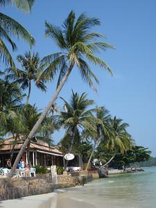 C Front Restaurant, Chaweng Beach, Koh Samui - Thailand.