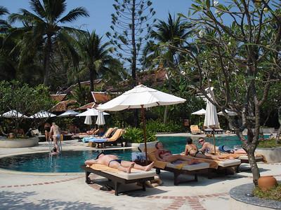 Chaweng Regent, Chaweng Beach, Koh Samui - Thailand.