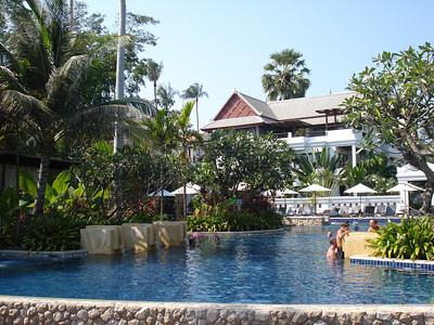Kandaburi Resort And Spa, Chaweng Beach, Koh Samui - Thailand.