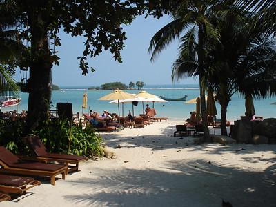Rai Ra Spa Beach, Chaweng Beach, Koh Samui - Thailand.
