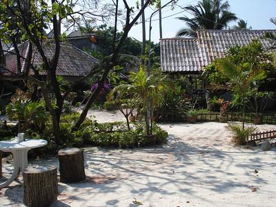 Op Bungalow, Chaweng Beach, Koh Samui - Thailand.