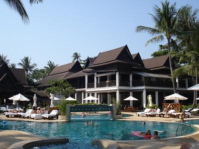 Amari Palm Reef Resort, Chaweng Beach, Koh Samui - Thailand.