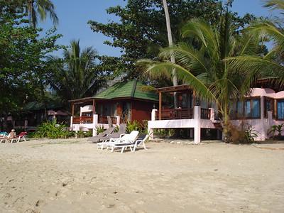 Sand Sea Resort And Spa, Lamai, Koh Samui - Thailand.