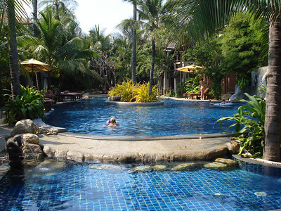 Rai Ra Spa, Chaweng Beach, Koh Samui - Thailand.