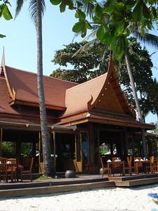Kantara Restaurant, Chaweng Beach, Koh Samui - Thailand.