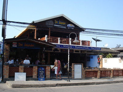 The Islander, Chaweng Beach, Koh Samui - Thailand.