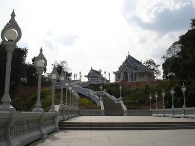 Wat Under Construction, Krabi - Thailand.