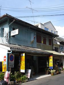 Green Tea Guesthouse, Krabi - Thailand.