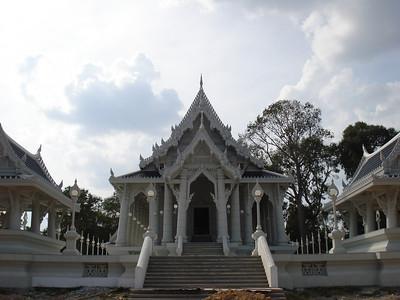 Wat, Krabi - Thailand.