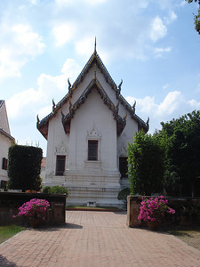 Chanthara Phison Throne Hall, Lopburi - Thailand.