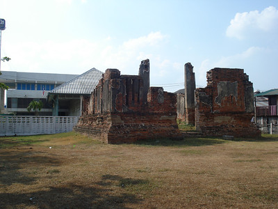Wat Indra, Lopburi - Thailand.