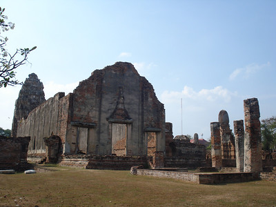 Wat Prasrirattanamahathat, Lopburi - Thailand.