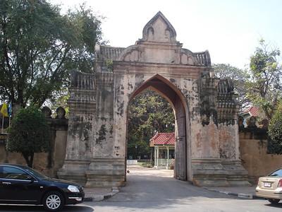 Somdet Phra Narai National Museum, Lopburi - Thailand.