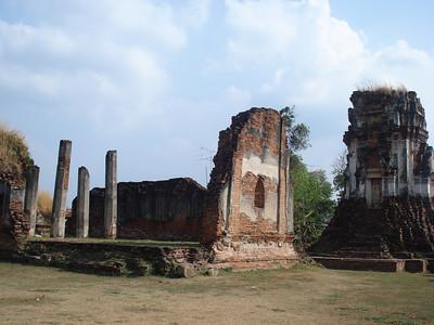 Wat Nakhon Kosa, Lopburi - Thailand.