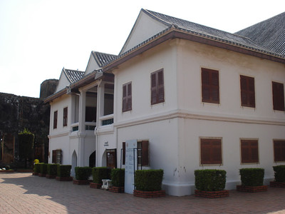 Phiman Mongkut Hall, Lopburi - Thailand.