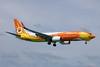 HS-DBT Boeing 737-88L c/n 61293 Phuket/VTSP/HKT 25-11-16