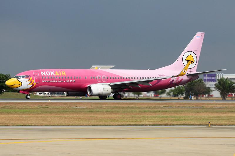 HS-DBE Boeing 737-83N c/n 32577 Bangkok-Don Mueang/VTBD/DMK 09-01-16
