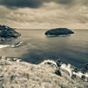 The dreamy Ya Nui beach shot from Laem Phrompthep.