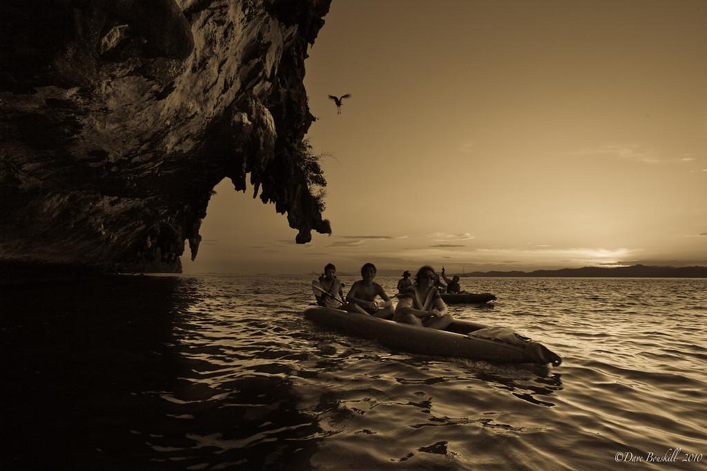 Sea-canoe-thailand