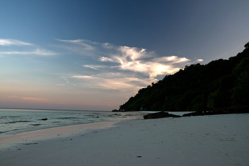 RTW Trip - Similan Islands, Thailand