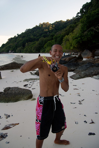 RTW Trip - Similan Islands, Thailand