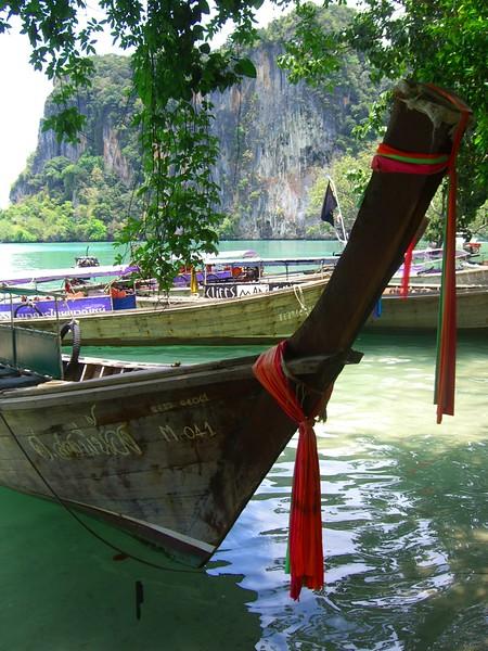 Moore - Rai Leh, Thailand