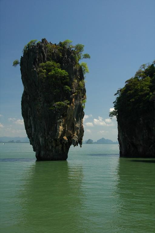 Islands - Phang Nga, Thailand