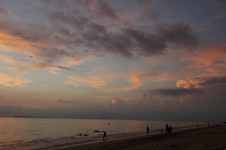 Sunset - Ko Lanta, Thailand