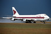"N522MC Boeing 747-2D7B ""Atlas Air"" c/n 21783 Frankfurt/EDDF/FRA 08-06-97 ""THA c/s"" (35mm slide)"