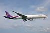HS-TKN Boeing 777-3ALER c/n 41523 Phuket/VTSP/HKT 25-11-16
