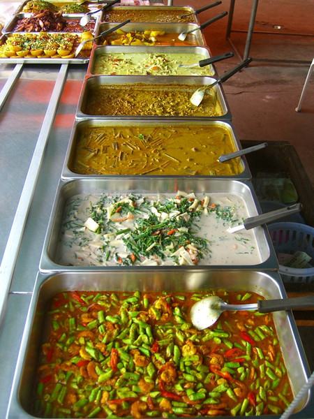 Thai Food - Krabi, Thailand