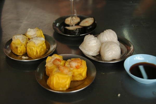 Dim Sum Snacks - Bangkok, Thailand