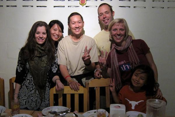 Thailand 2011 - Chiang Mai, Bangkok and lots of Thai Food!