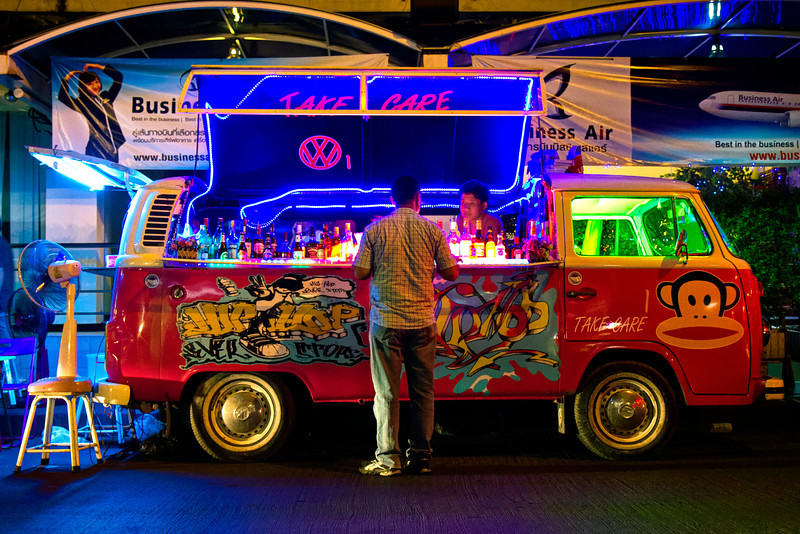 Volkswagen Bars in Bangkok
