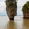 James Bond Is., (Motion Picture Film Set) Ao Phang Nga NP<br /> Phang Nga Bay , Adaman Sea, Thailand