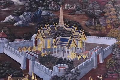 Wat Po, Bangkpk