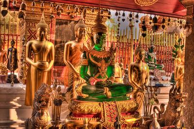 Wat Phrathat Doi Suthep Rajvoravilhara, Chiang Mai