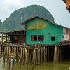 Koh Panyee Village <br /> Andaman Sea, South Thailand