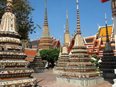 Wat Pho in Bangkok, Thailand