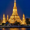 Wat Arun, the Temple of Dawn
