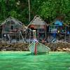 Sea Gypsy Village<br /> Phi Phi Is., Thailand