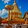 Wat Phra That Doi Suthep. Chiang Mai, Thailand
