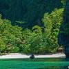 Limestone Outcrops / Islands<br /> Koh Phi Phi Le, Phi Phi Islands, Thailand