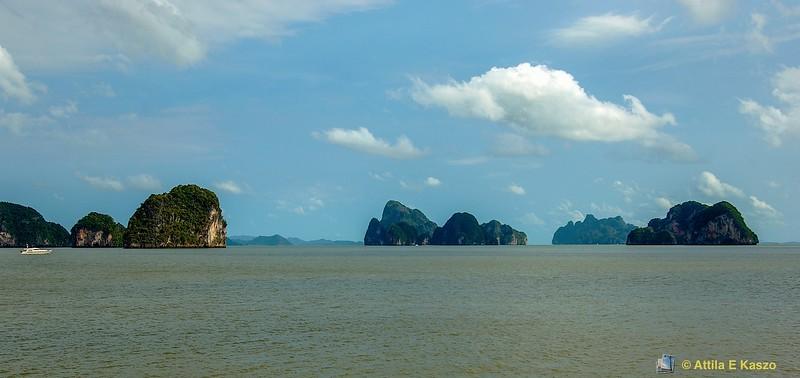 Ao Phang Nga NP<br /> Phang Nga Bay , Adaman Sea, Thailand